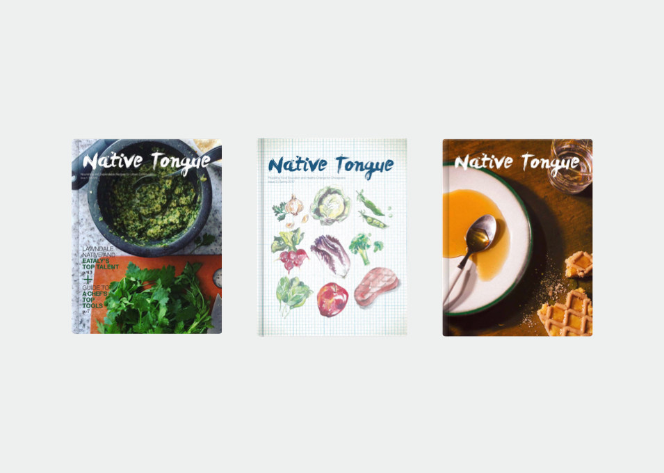Native Tongue Magazine