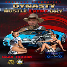 Dynasty - Hustle every-day - Bosslady-Pr