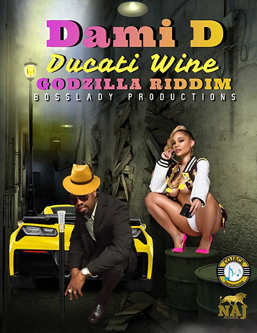 Dami D - Ducati Wine - Bosslady Producti