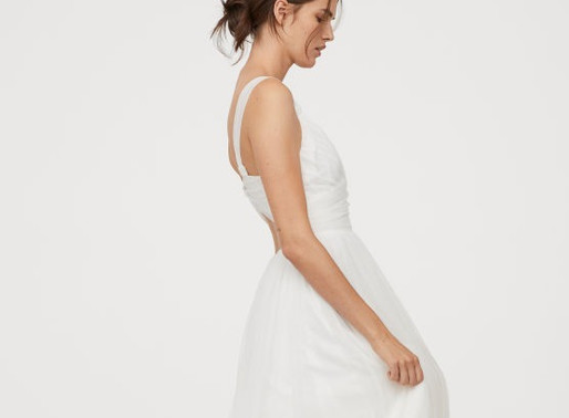 Walk Down The Aisle in H&M