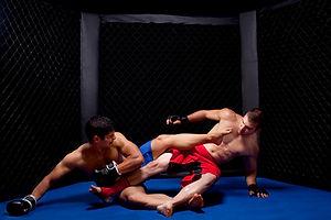 MMA classes burton on trent