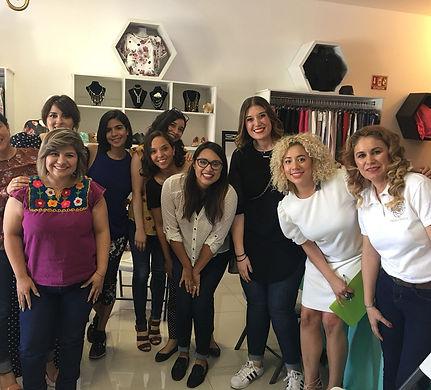 Kendra Araujo workshop