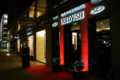 GOLDVISH OPEN FIRST MONO BRAND BOUTIQUE