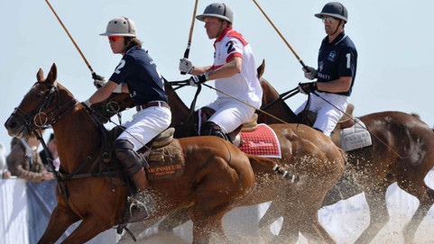 GOLDVISH SPONSORS THE SNOW POLO WORLD CUP IN TIANJIN