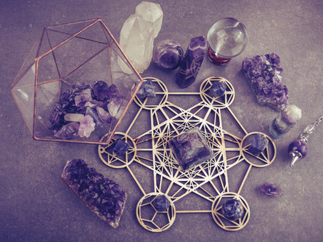 Manifesting Using Crystals and Grids