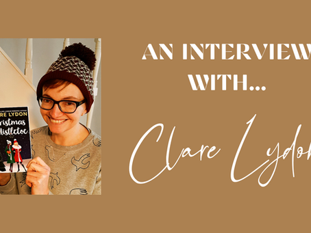 An interview with Clare Lydon