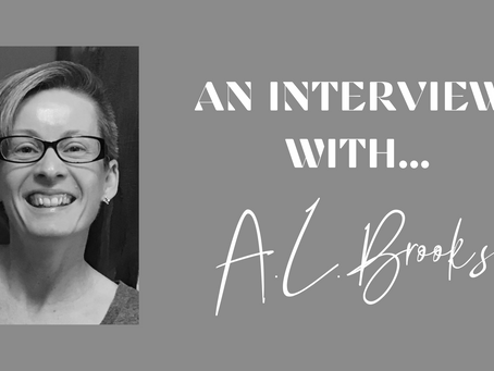 An interview with A.L. Brooks