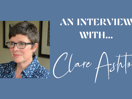 An interview with Clare Ashton