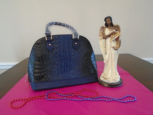 Diva Everyday Handbag Small/Navy Blue
