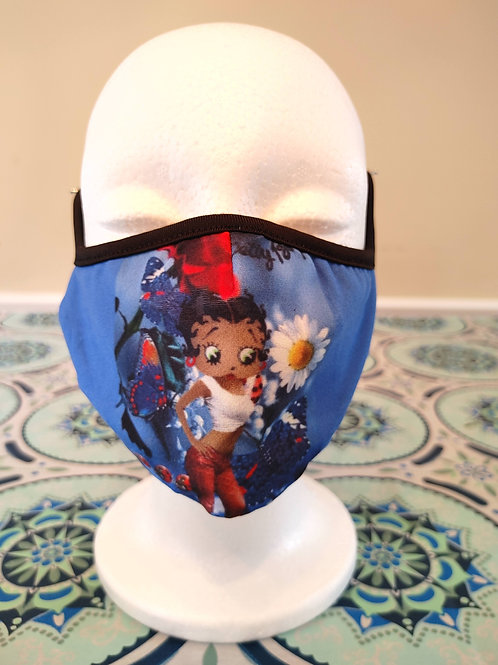 Black Betty Boop/Mask