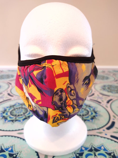 Kobe Bryant Mamba Mask
