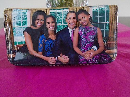 Obama Family Wallet