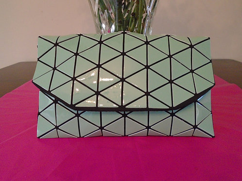 Diva Casual Clutch/Green