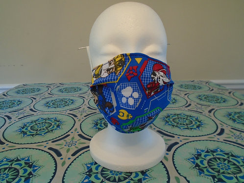 Paw Patrol Mask