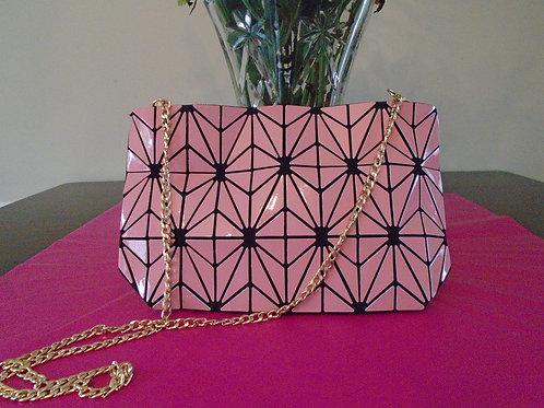 Diva Casual Clutch Pink