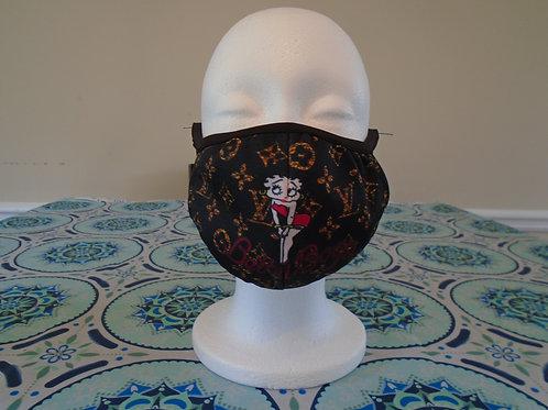 Louis Vuitton/Betty Boop Mask