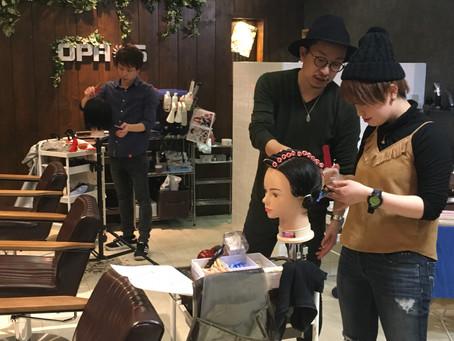 アシスタント勉強会【美容師募集中|求人|松戸】