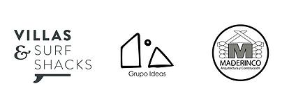 Maderinco, Grupo Ideas & Villa Logo