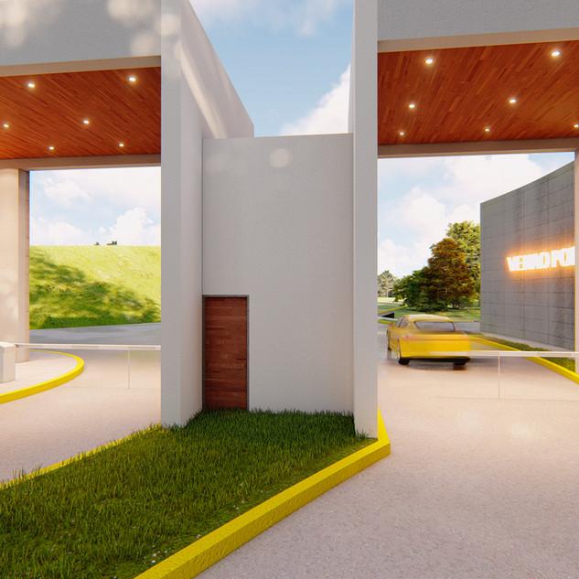 Render Arquitectónico