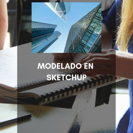 Modelado en Sketchup