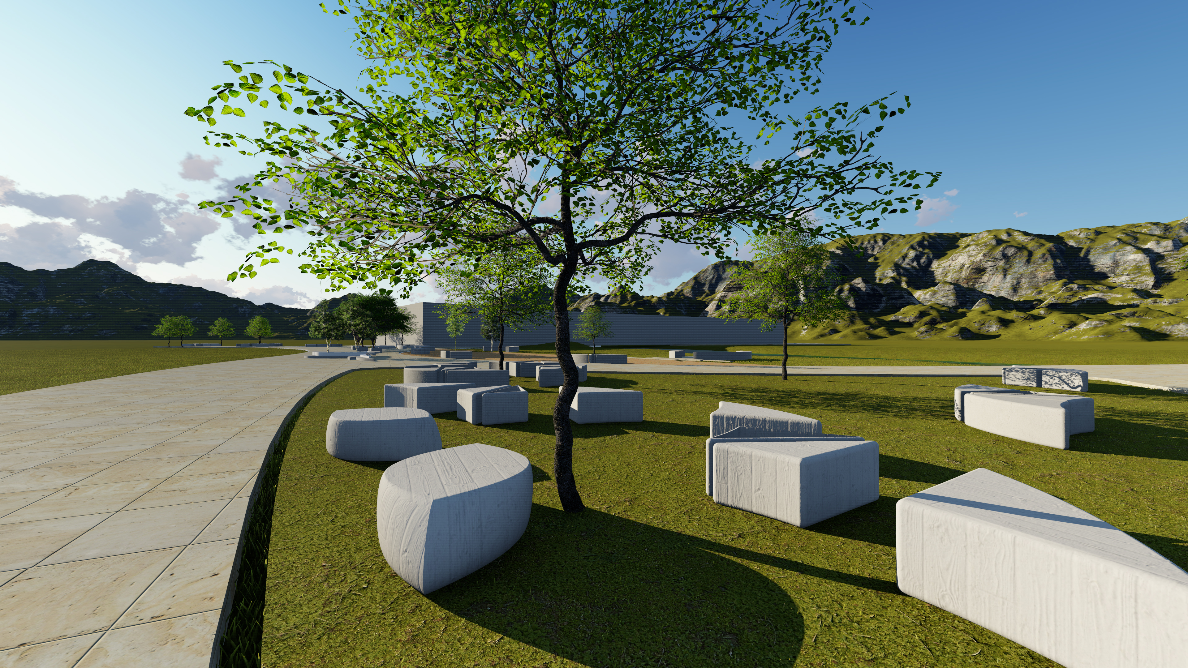 Diseño Urbano por Grupo Ideas Panamá