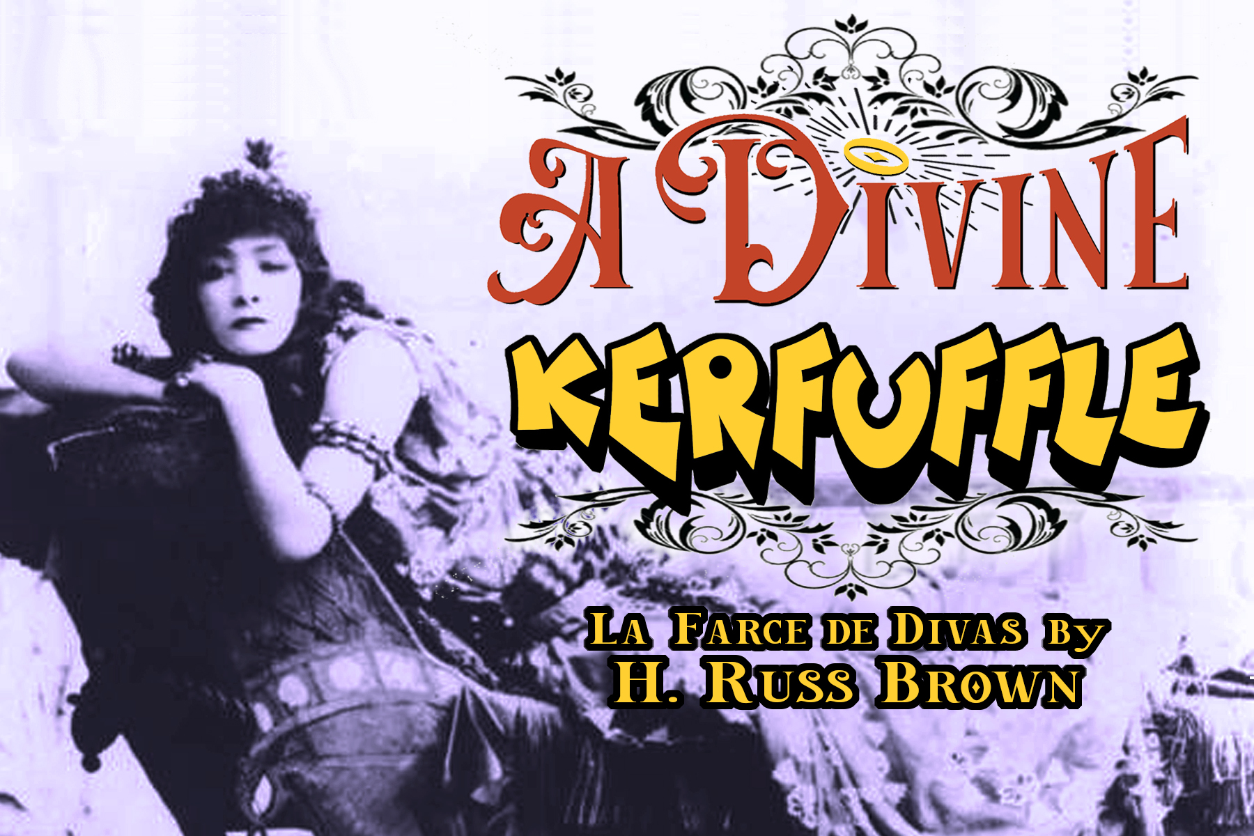 Divine Kerfuffle 2020 Logo