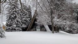 A-frame Winter