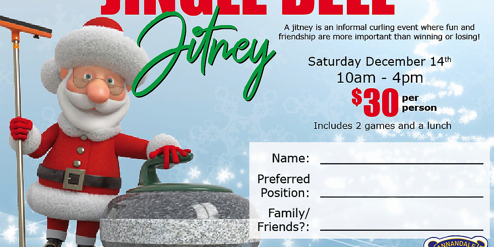 JINGLE BELL JITNEY!