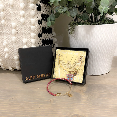 Raffle Ticket Alex & Ani Bracelet
