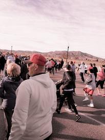 Run, Walk & Squawk!