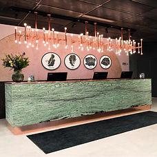 Cloudnola - Hotel Lobby TimeZones Cityma