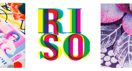 Risography and Riso prints: Eco-friendly printing with a soy-oil based ink