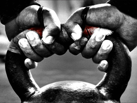 Why I'm swinging a kettlebell 300x a day for 30 days and maybe you should too?