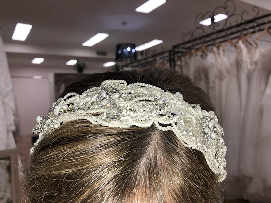 Rochelle Headpiece