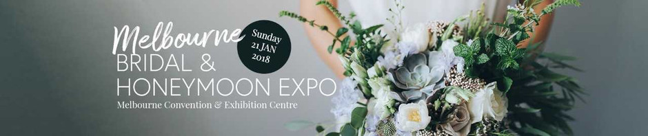 MELBOURNE WEDDING AND BRIDE EXPO