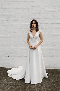 porsha-v-neckline-aline-wedding-dresses.