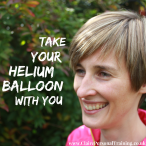 Why everyone needs a helium balloon.