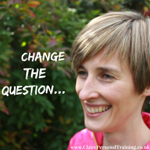 Change the question...