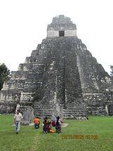 Tikal - Tower 1