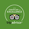 PortaSpa Certificate of Excellence