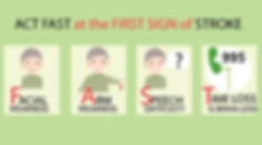 prevention of stroke singapore, heart attack singapore, signs of stroke singapore