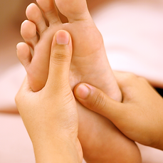 traditional foot reflexolgy