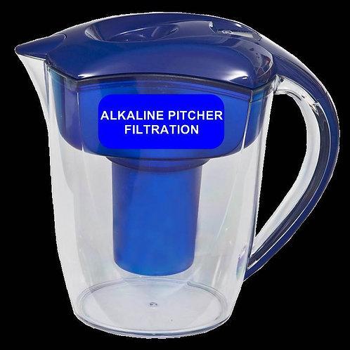 Alkaline Water Pitcher (pH 8.5 - 9.4)