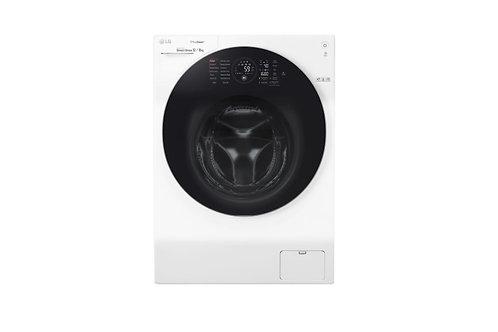 LG  G-CS1612W  12 公斤 1600 轉三合一前置式洗衣乾衣機