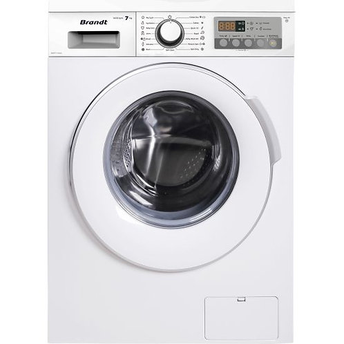 Brandt 法國白朗  BWF714AG 前置式洗衣機