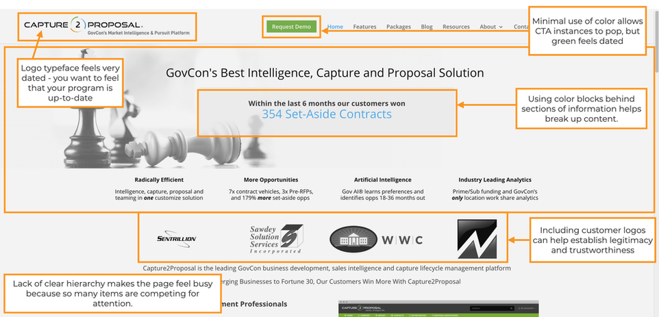 C2P Website