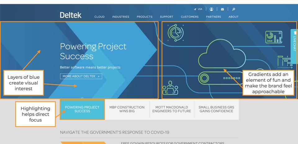 DelTek Website