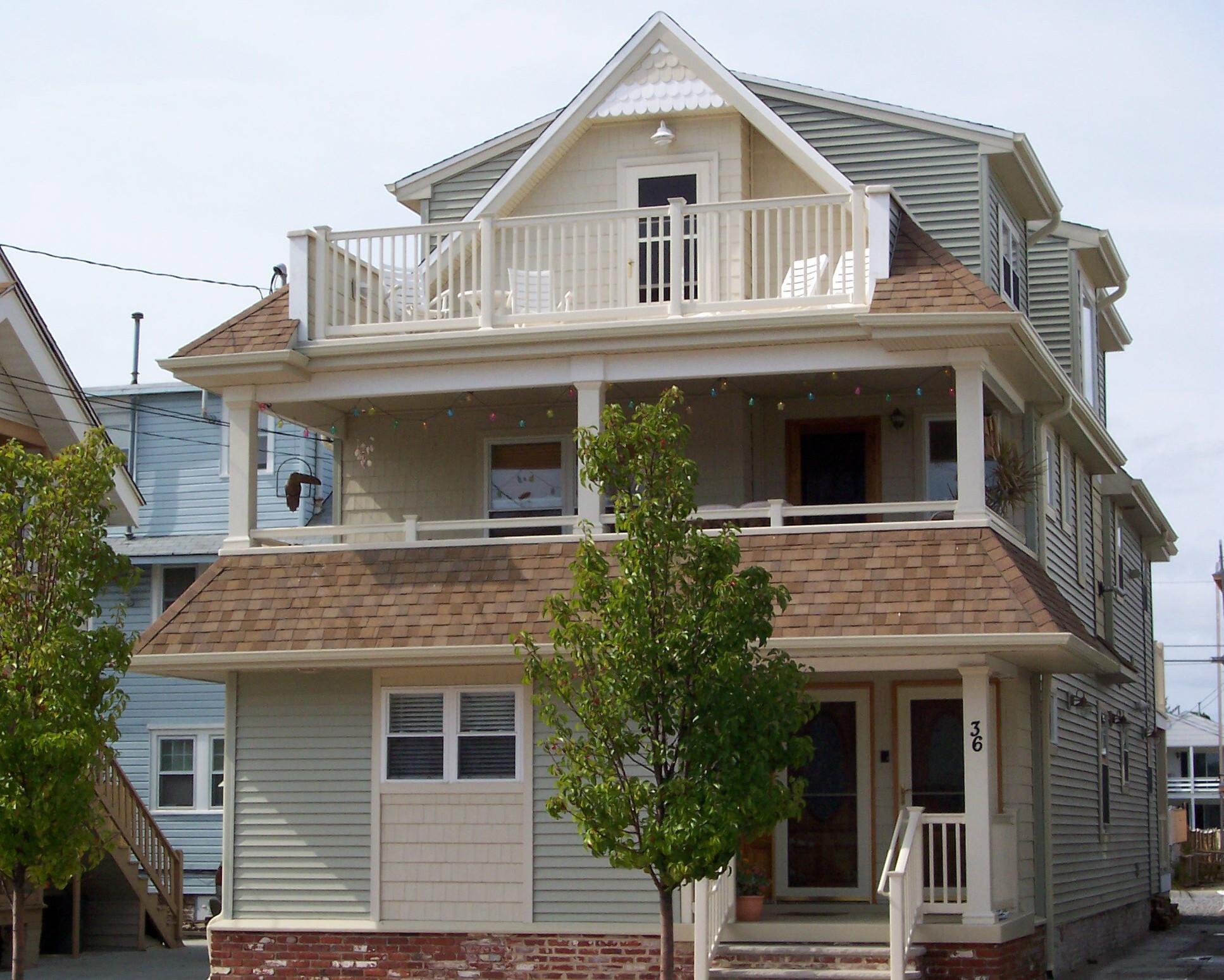 Ocean City New Jersey Rentals
