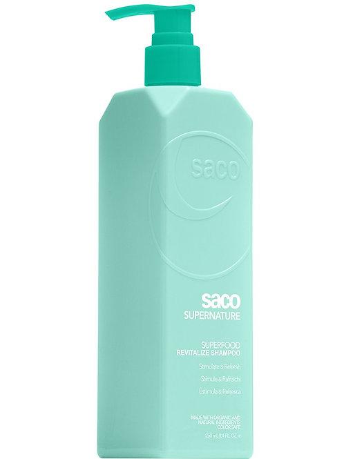 Sacco Superfood Revitalize Shampoo