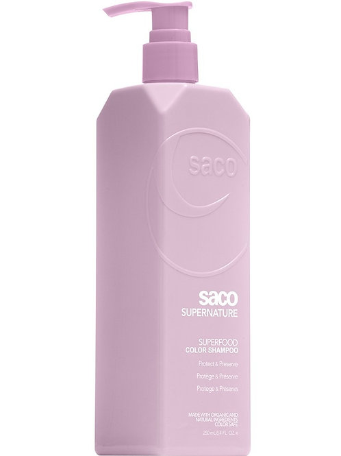 Sacco Superfood Color Care Shampoo